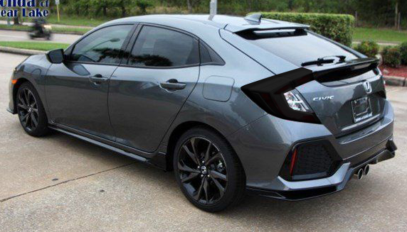 Click Image For Larger Version Name 2017 Honda Civic Hatchback 1005148616 Png