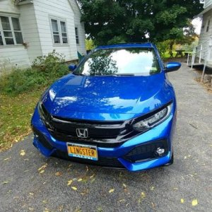 2018 Civic Sport Touring HFP