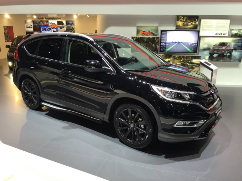 Honda Civic Pilot >> Honda's Geneva Booth - 10th Gen Civic Forum