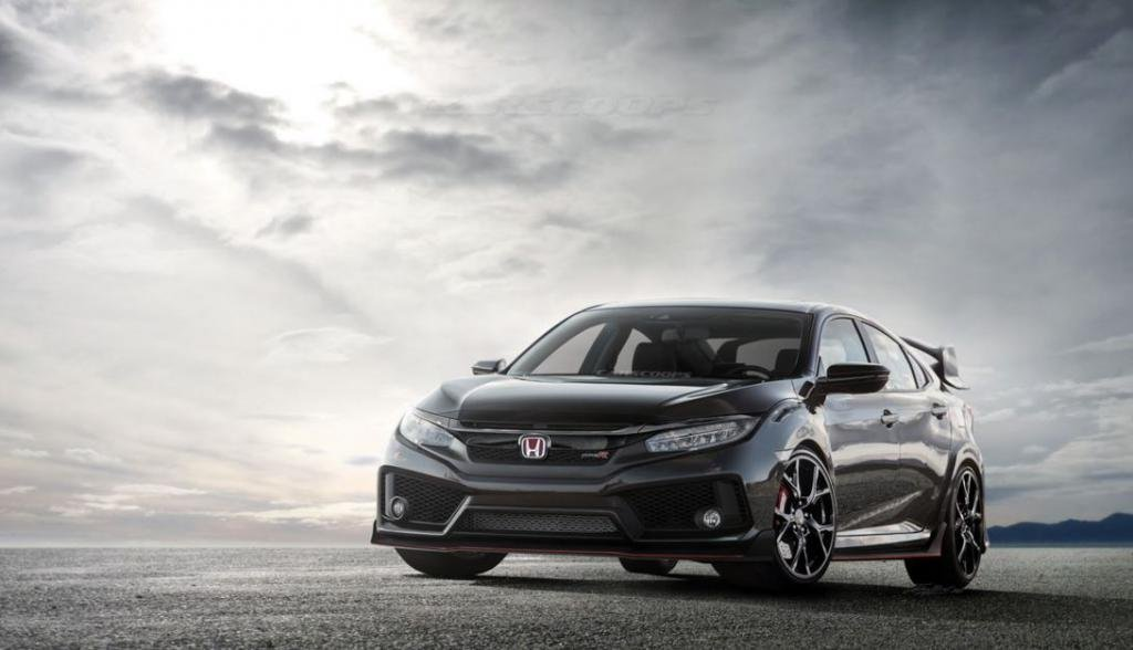 Civic Type R Is Back In Black 10th Gen Civic Forum
