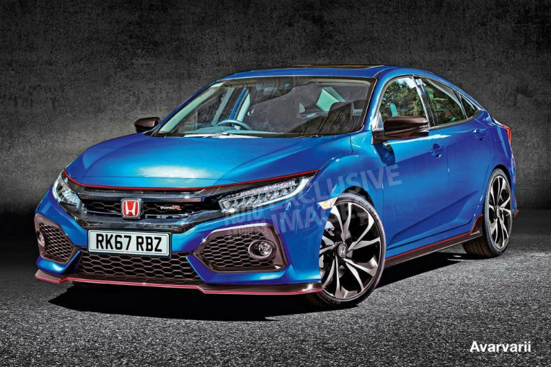 Great Next Honda Civic Type R In The Works And Rumored To Make 340 HP   10th Gen  Civic Forum