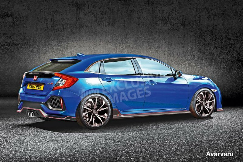 Next Honda Civic Type R In The Works And Rumored To Make 340 Hp